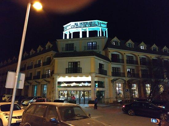 Hotel RL Ciudad de Ubeda รูปภาพ