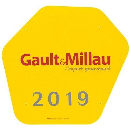 Gault&Millau 2019 Félicitations !  Votre établissement Au Coeur du Vrac -Coffee Shop Barista & Epicerie Bio Vrac fait partie de la sélection Gault&Millau 2019.