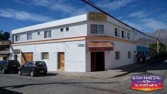 Combarbala, Chile: Fachada