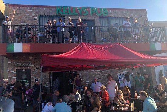 Kelly Brothers Irish Pub, Fort Lauderdale - Menu, Prices