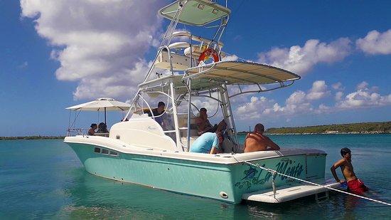 La Menta Boat Trips