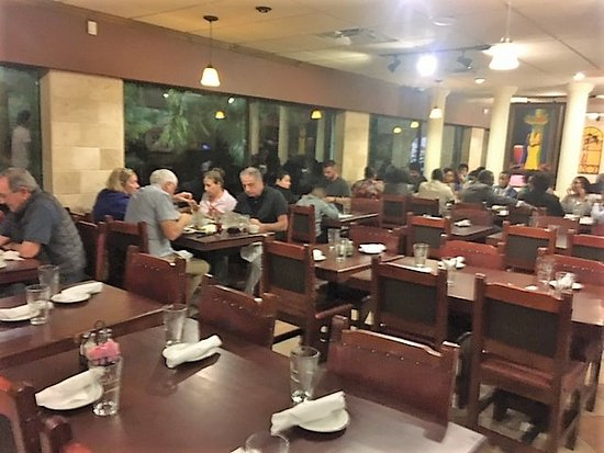 The Far Back Dining Area Picture Of Little Havana