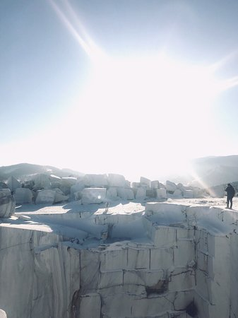 Buguldeyka, Venäjä: Мраморный карьер