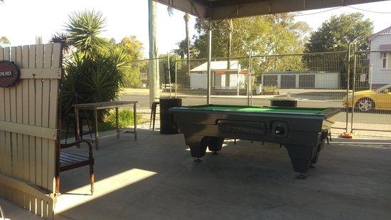 Laidley, Australia: Pool Table