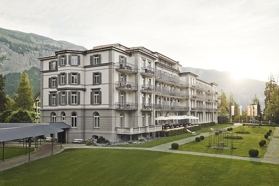 Waldhaus Flims Alpine Grand Hotel & Spa