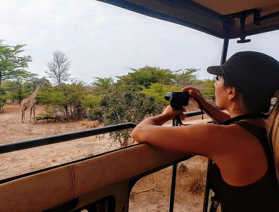 Tanzania: Selous Game Reserve, autentica Wild Adventure! 🦒 Il walking safari e quello in barca sul fiume Rufiji 🐊 sono un vero must. 🦁