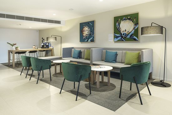 Springfield Central, Australia: Lobby
