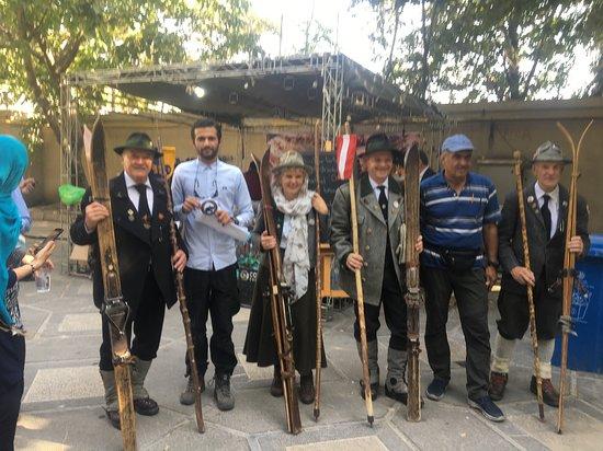 Dizin, Iran: experience of (on/off) pist skiing in Iran by yak adventure team