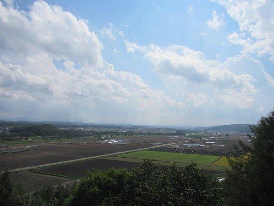 Bihoro-cho, Japan: 展望台からの眺め