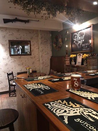 Rode, UK: The Cross Keys Inn