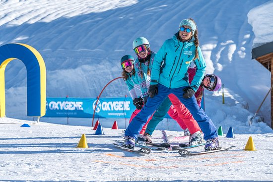 Oxygene Ski School Meribel