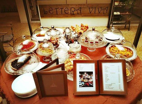 immagine Lettera Viva Caffè Letterario In Trieste