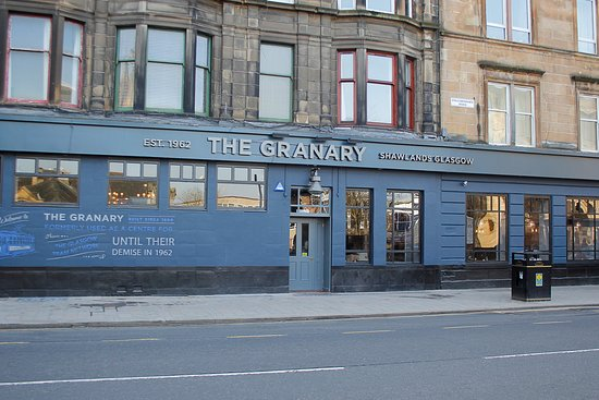 The Granary Glasgow Updated 2020 Restaurant Reviews
