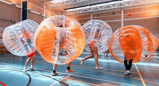 Zubaball - Football With Balls