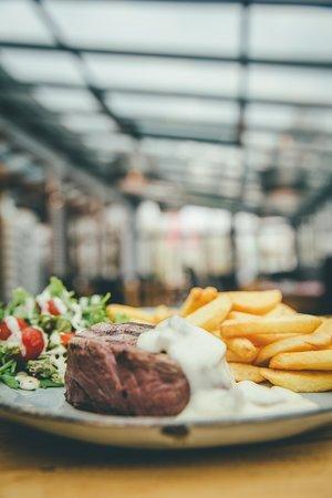 Are you more into a steak? No problem :-)