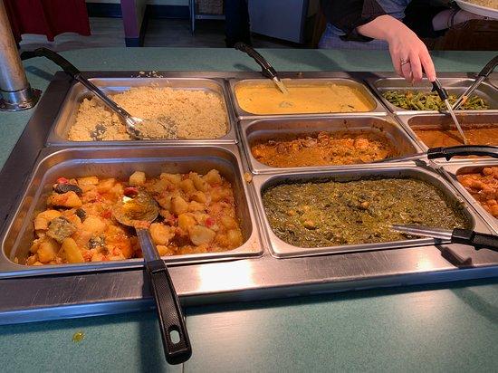 the buffet vegetarian and vegan items picture of royal of india rh tripadvisor com