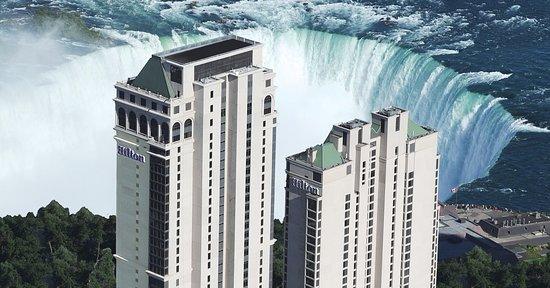 Groupon Trip - Review of Hilton Niagara Falls/Fallsview Hotel