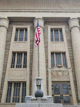 The Salt Lake Masonic Temple