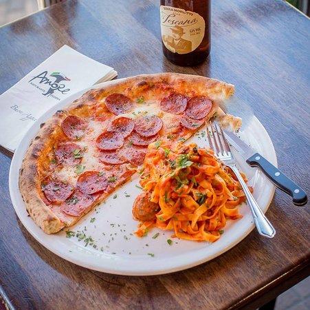 Amore Ristorante E Pizzeria Glasgow City Centre Restaurant
