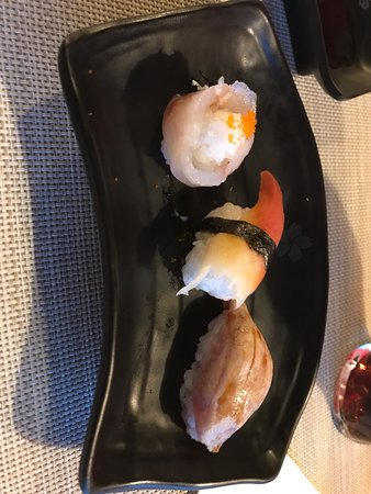 Best Japanese I have had in U.K.