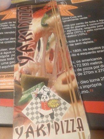 Bastos, SP: Yakipizza