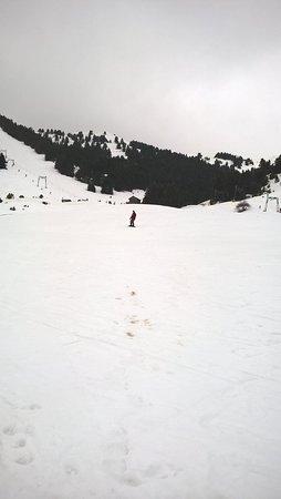 Small ski center, great possibilities!