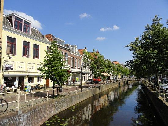Historische binnenstad Leeuwarden