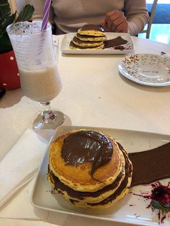 Pancake squisito!