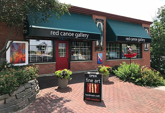 Red Canoe Gallery