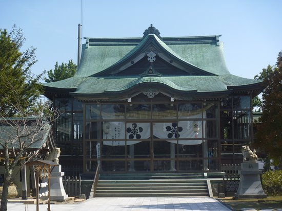 ‪Taiseihachiman Shrine‬