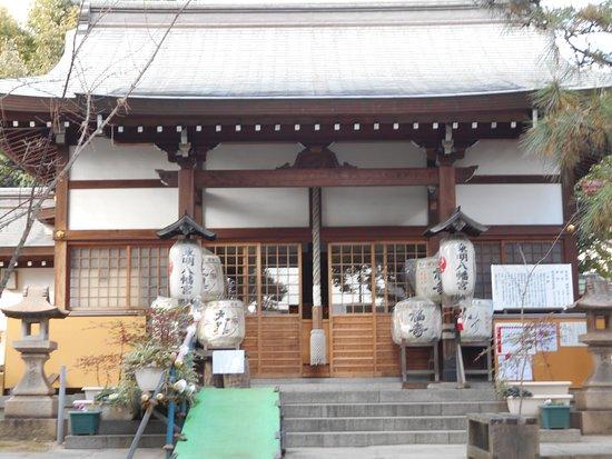 Tomyo Hachiman Shrine