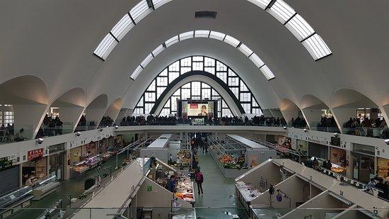 Mercado de San Agustin