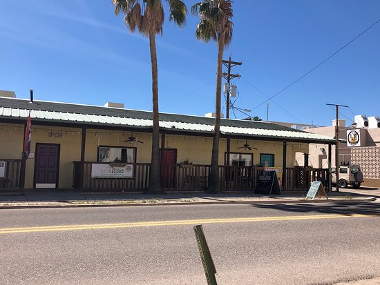 Ajo Farmers Market Store And Kitchen - Restaurant Reviews