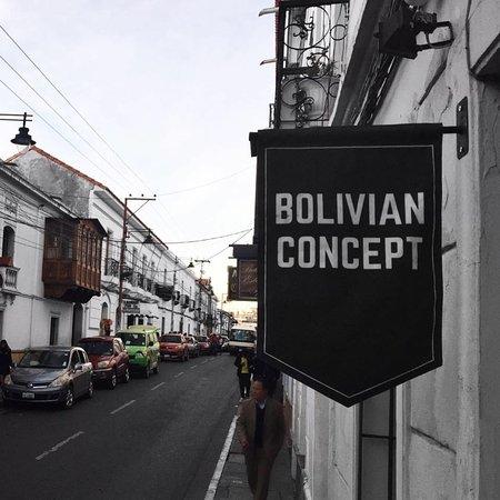 Bolivian Concept