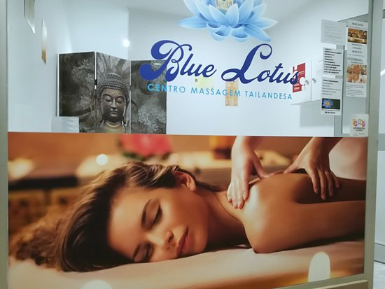 Blue Lotus - Centro de Massagem Tailandesa