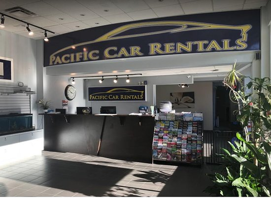 PACIFIC CAR RENTALS