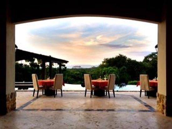 Sunrise at Nya Restaurant