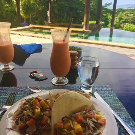 Nya Restaurant: Lunch with a view
