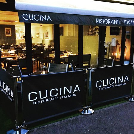 Excellent new restaurant. - Review of Cucina, Leigh-on Sea, England ...