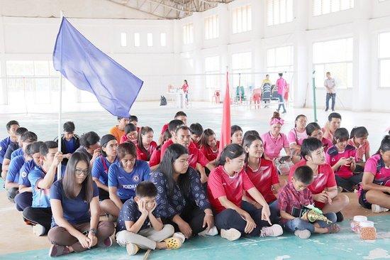 Sa Kaeo Province, تايلاند: กีฬาภายใน มรภ.สระแก้ว