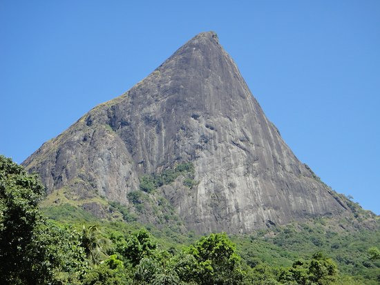 """Meemure, Srí Lanka: """"Lake gala""""(Meaning """"devil Rock""""with Ancient stories) hiking about 8 km.(contact :(94)0717313334  ...)"""