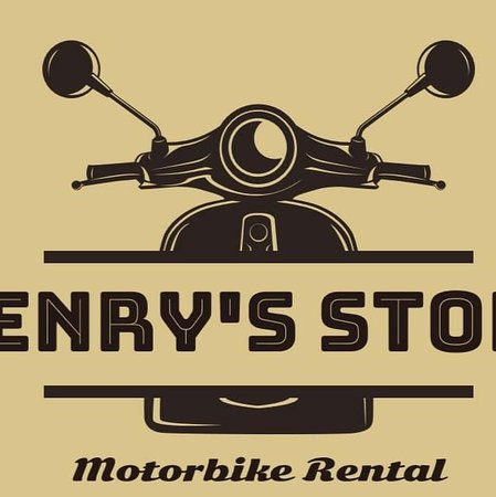 Henry's store Motorbike Rental in Da Nang