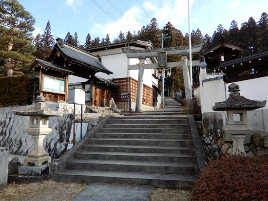 Higashiyama Hakusan Shrine