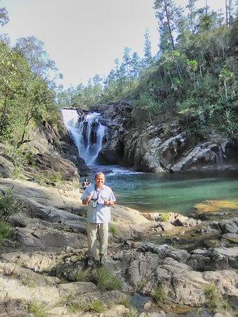One of my favorite waterfalls Big Rock Falls