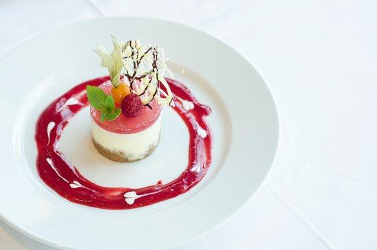 Eikelandsosen, นอร์เวย์: Dessert