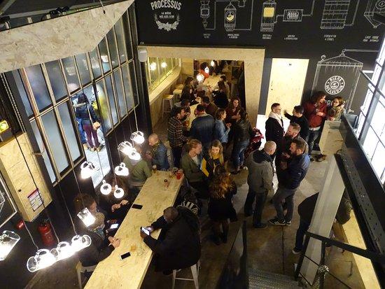 Hyères, France: Nouvelle déco du bar