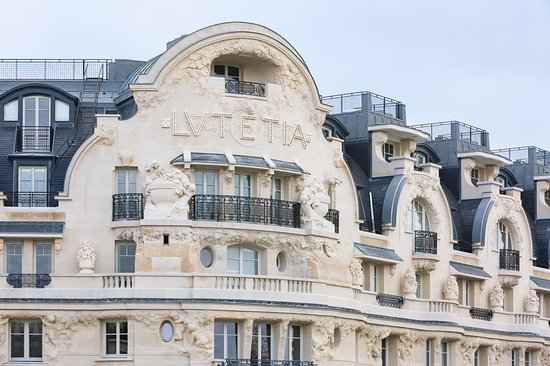 Definitely A Five Star Hotel Review Of Hotel Lutetia Paris France