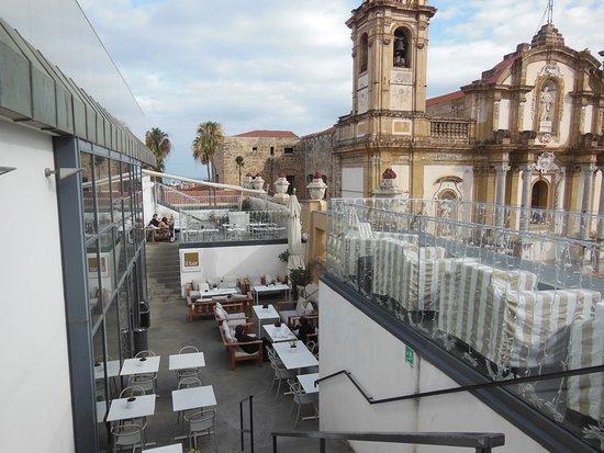 La Terrazza Picture Of La Rinascente Palermo Tripadvisor