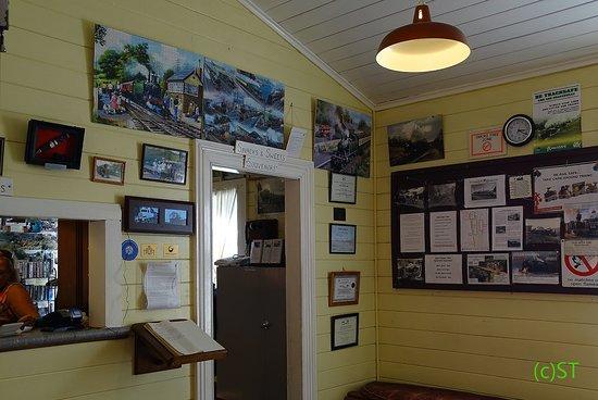 The Glen Afton Line - Heritage Railway