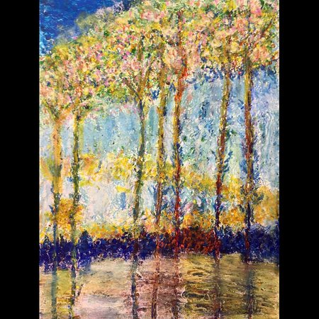 Monet Magic! for The Carers Support Service at The Art Room